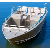 Алюминиевые лодки и катера