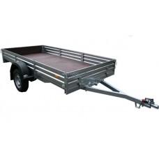 Прицеп для перевозки мотоциклов, ATV и других грузов МЗСА  817703.012
