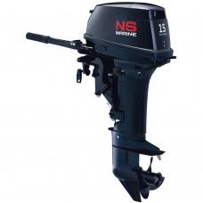 Лодочный мотор Nissan Marine NM 15 D2 S