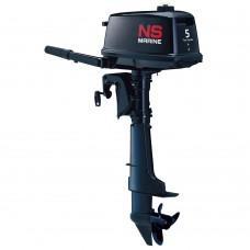 Лодочный мотор Nissan NM 5 BD S