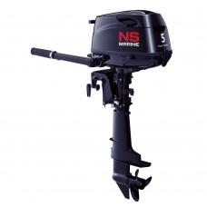 Лодочный мотор Nissan Marine NMF 5 C SS