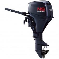 Лодочный мотор Nissan Marine NMF 9,8 A3 S