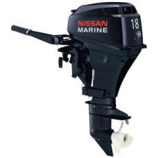 Лодочный мотор Nissan Marine NM 18 E2 1