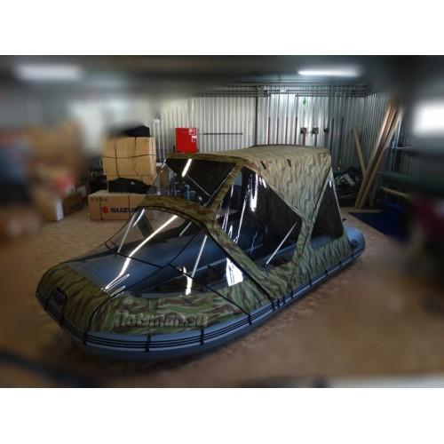 тенты для лодки лоцман